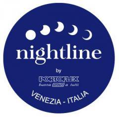 portoflex, nightline, domus arredi lissone, materassi, made in venice,