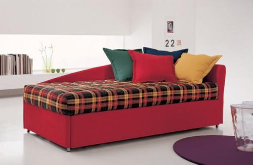 Divano a letto archives letto e materasso - Trasformare letto singolo in divano ...