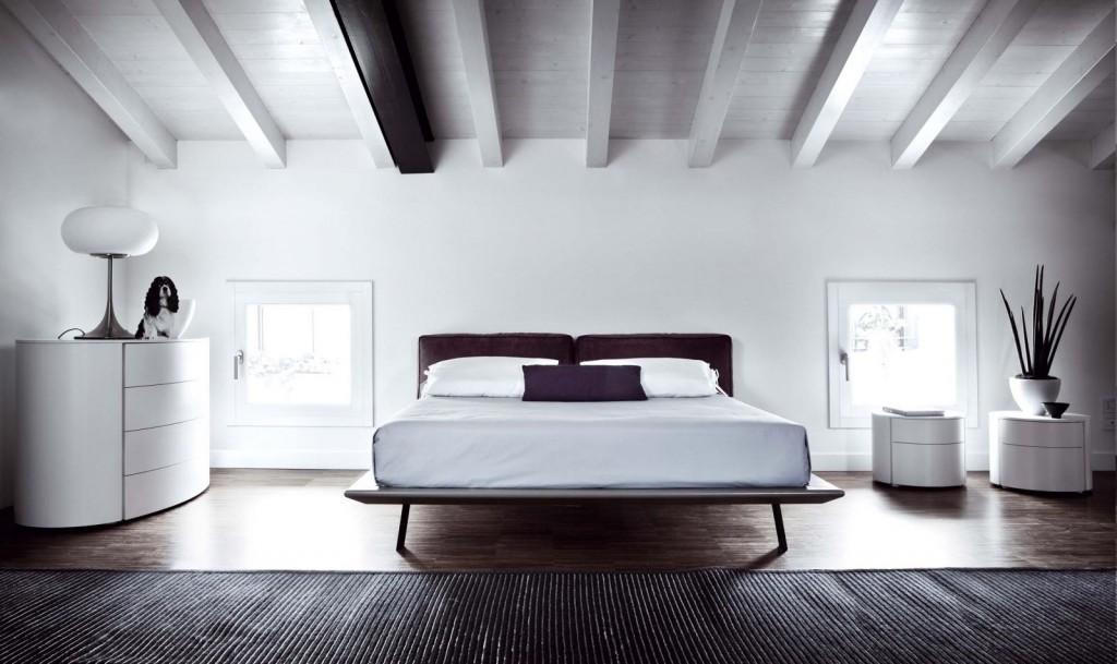 Da novamobili letto dream elegante e solido per abbandonarsi al relax letto e materasso - Novamobili letti ...