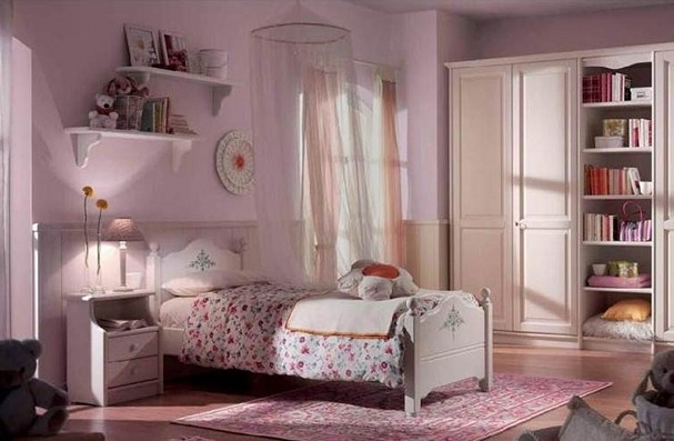 Scandola archives letto e materasso for Arredamento camera bambina