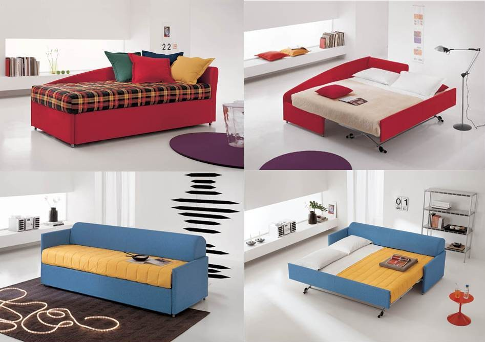 Divano a letto archives letto e materasso for Divano letto pronto