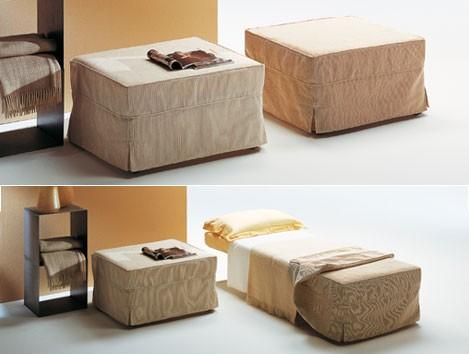 Divani a letto archives letto e materasso - Pouf trasformabile letto ikea ...