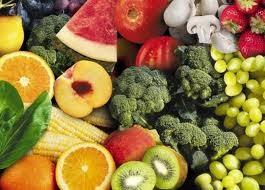 dormire bene, mangiare frutta,