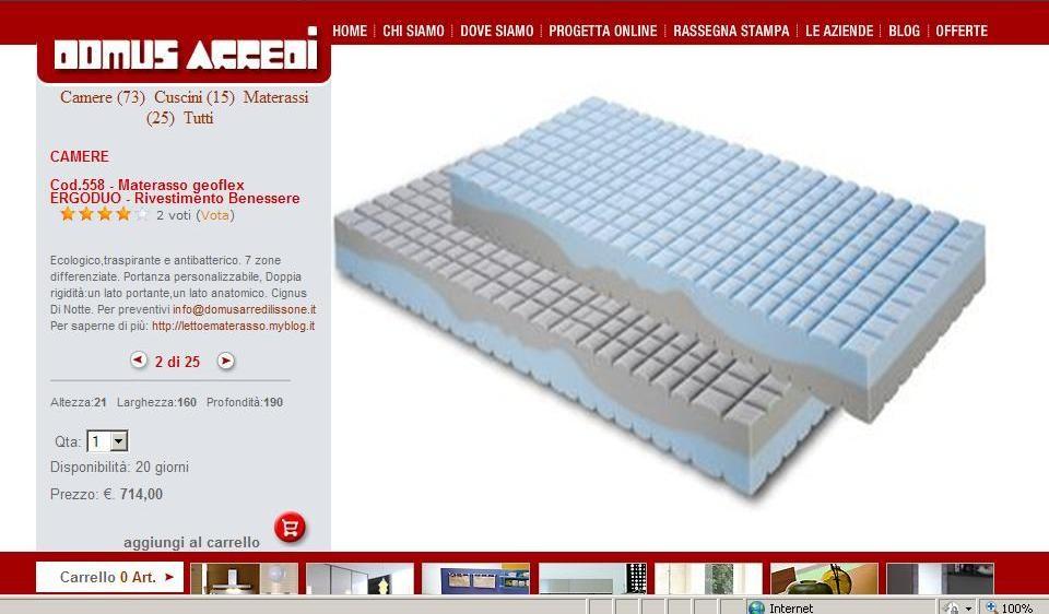 acquisto online Archives - Letto e Materasso
