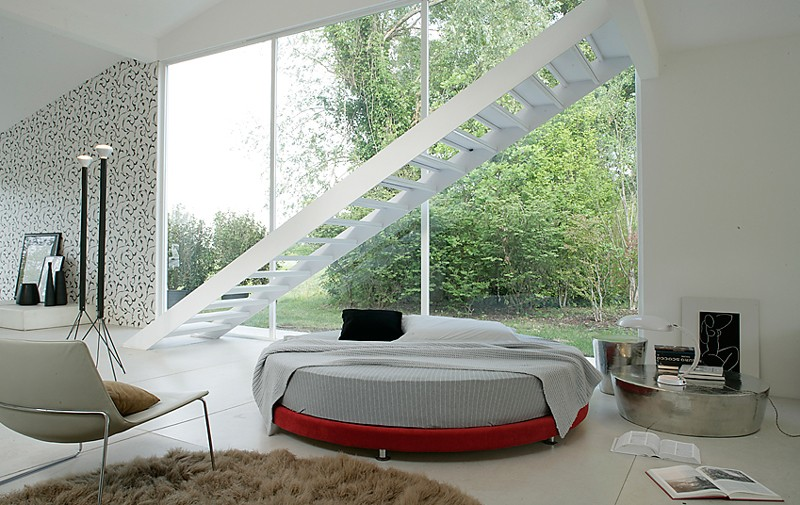 Oggi .. voglio un letto Rotondo !!! - Letto e Materasso