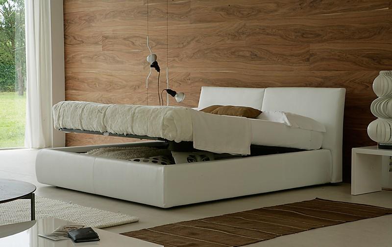 Quale è il letto adatto a Voi?? in pelle, in tessuto, con ...